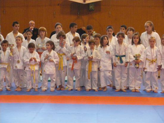 Karaté  Interclubs 2011
